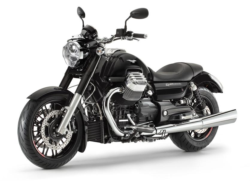Piaggio Group: Robb Report names the Moto Guzzi California