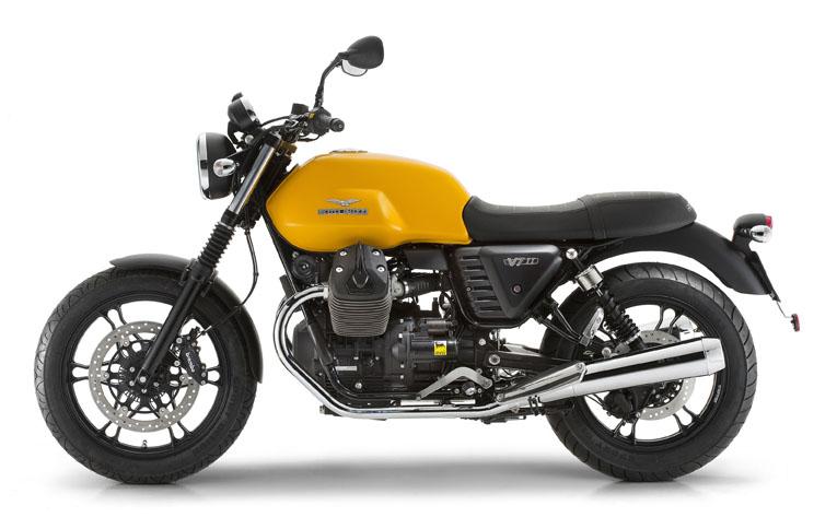 piaggio group: new moto guzzi and aprilia bikes at intermot 2014