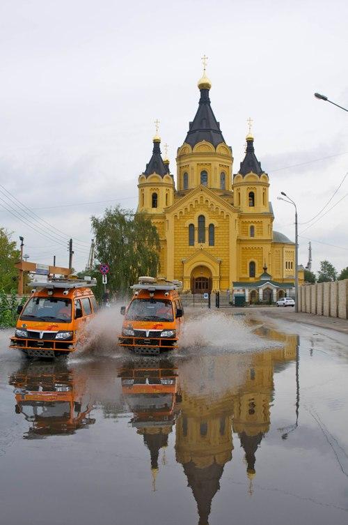 Porter Overland Novgorod