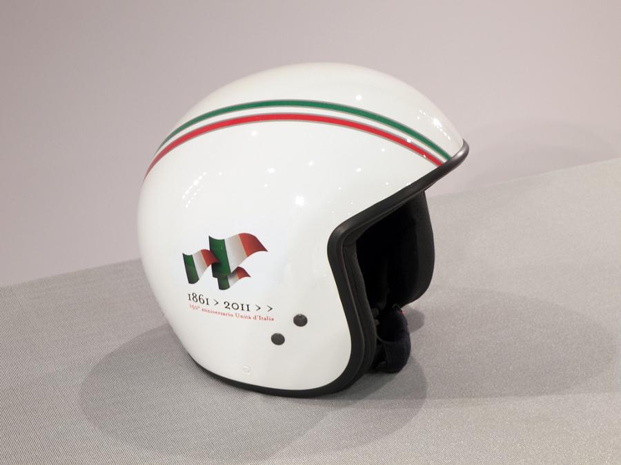 Casco Vespa PX 150° Anniversario Unità d'Italia