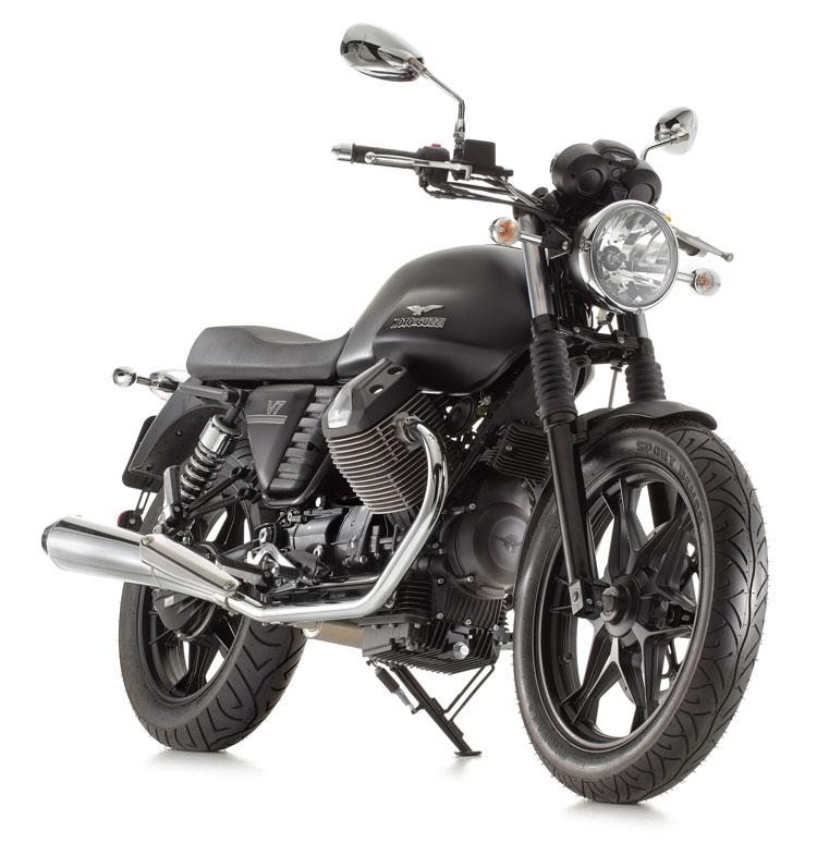 Moto Guzzi nuova V7