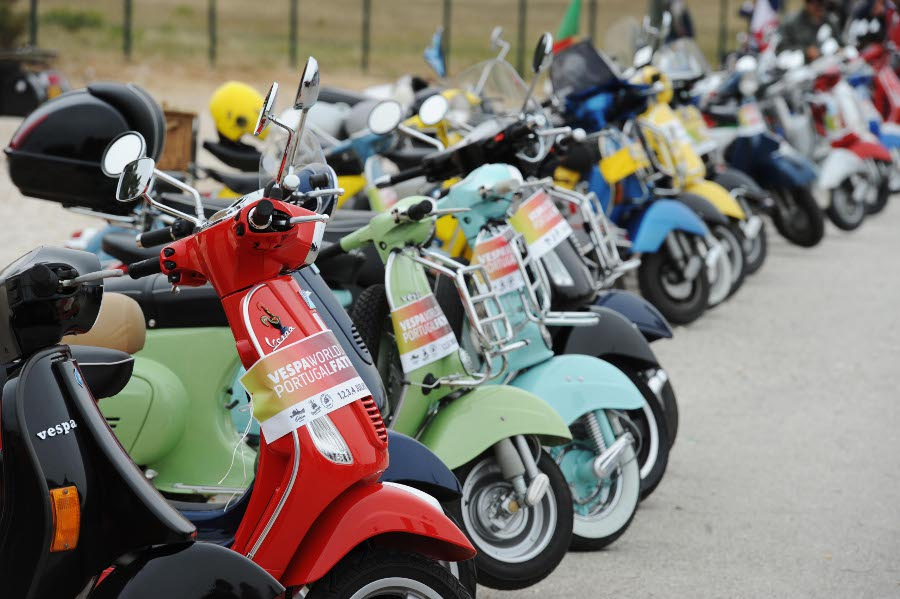 Vespa World Days 2010