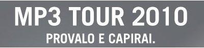 MP3 Tour 2010