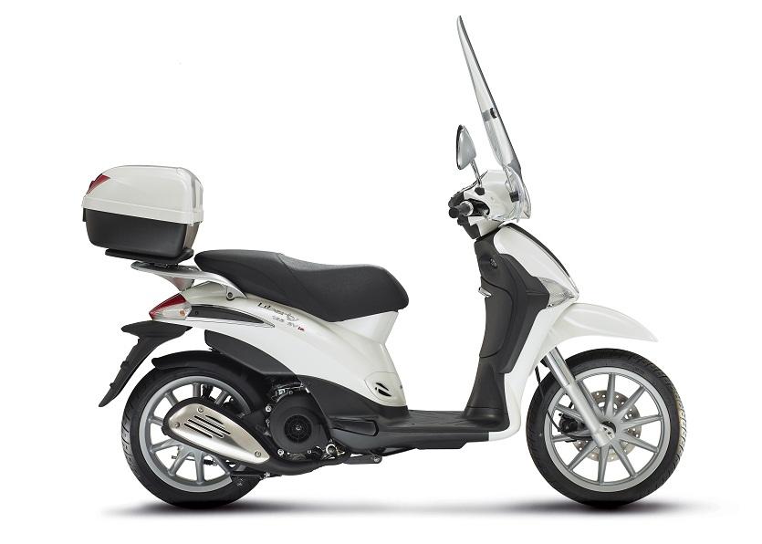 Piaggio Piaggio Liberty 150 - Moto.ZombDrive.COM