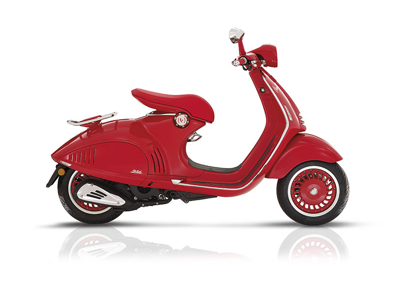 the piaggio group introduces the vespa elettrica project and all