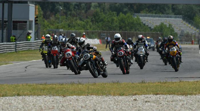 A Misano gran finale del Moto Guzzi Fast Endurance
