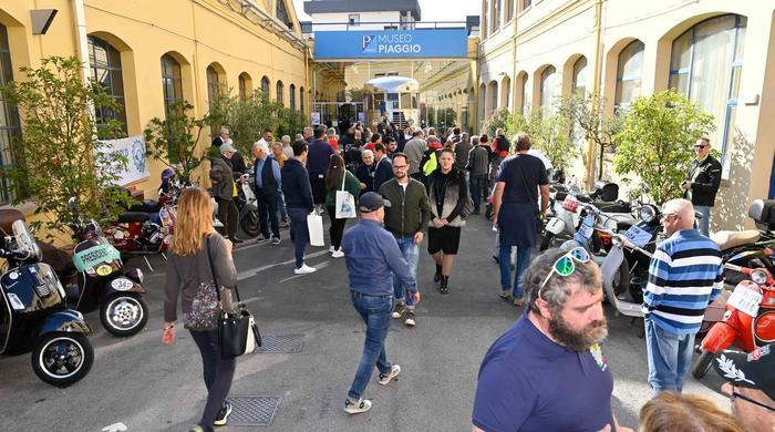Il Vespa Club d'Italia compie settanta anni