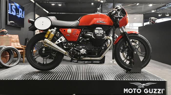 Il mito Moto Guzzi torna in pista, si aprono le iscrizioni al trofeo Moto Guzzi Fast Endurance