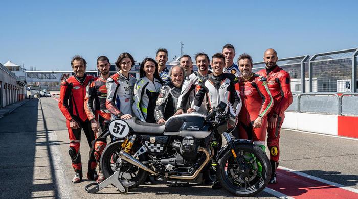 Scatta a Varano il Trofeo Moto Guzzi Fast Endurance
