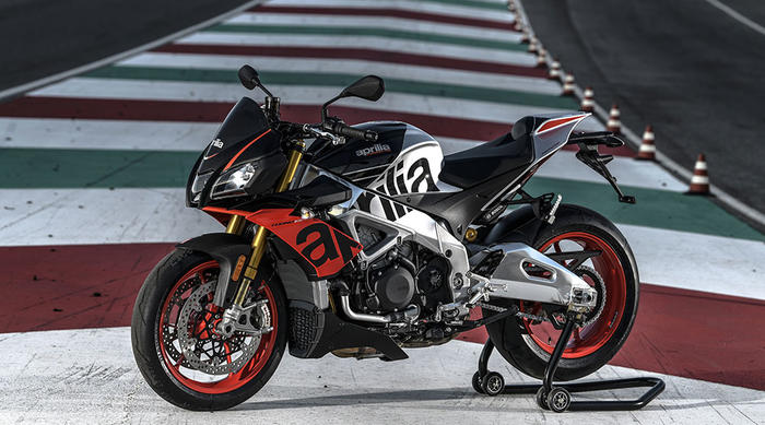 Aprilia finishes first at 2019 pikes Peak Race | Piaggio Group