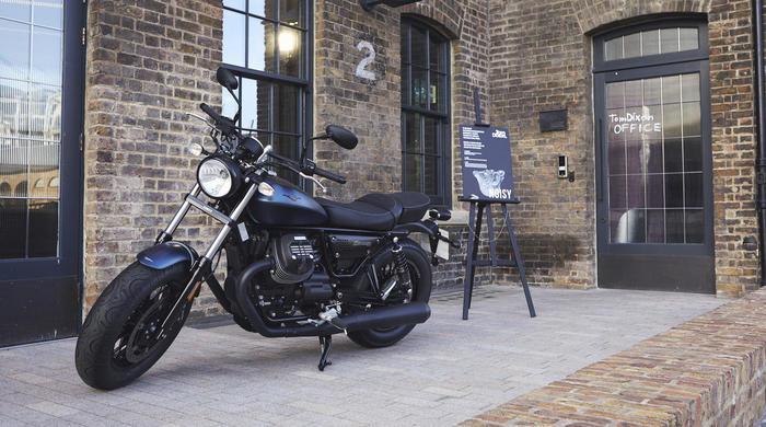 Moto Guzzi protagonista al London Design Festival 2019