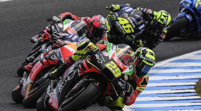 In Australia due Aprilia in top ten con Andrea sesto e Aleix decimo
