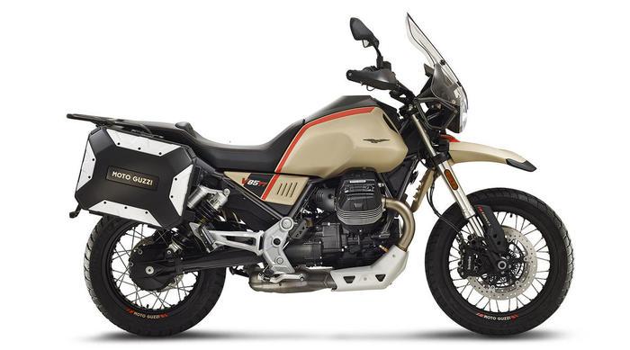 Moto Guzzi e Aprilia al Motor Bike Expo 2020
