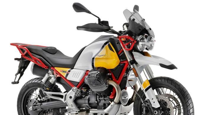 Moto Guzzi V85 TT: oltre 8.000 test ride prenotati in tutta Europa