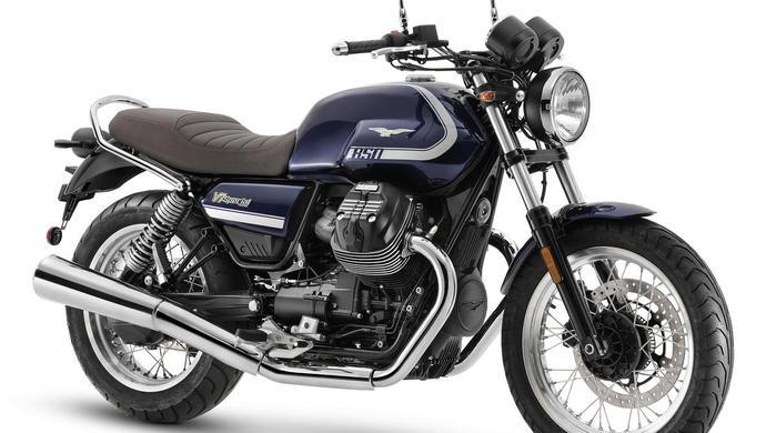 Moto Guzzi V7 Special 1