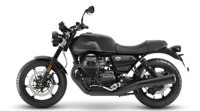 Moto Guzzi V7 Stone 10