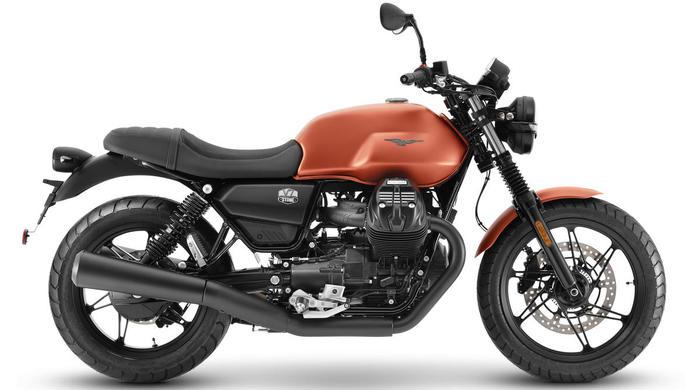 Moto Guzzi V7 Stone 4