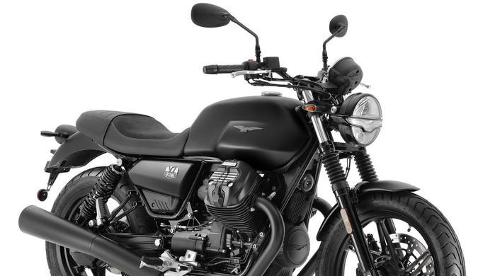 Moto Guzzi V7 Stone 6