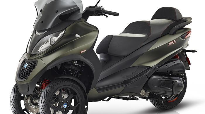 Piaggio, Aprilia e Moto Guzzi protagoniste al Motodays 2018
