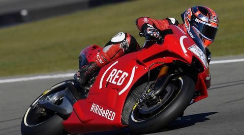Valencia GP - Race