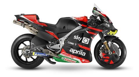 Aprilia Racing Team 2021