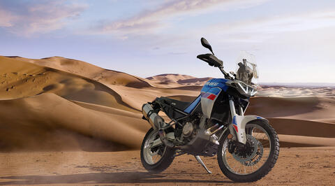 Tuareg 660