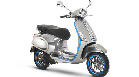 Piaggio Group at Eicma