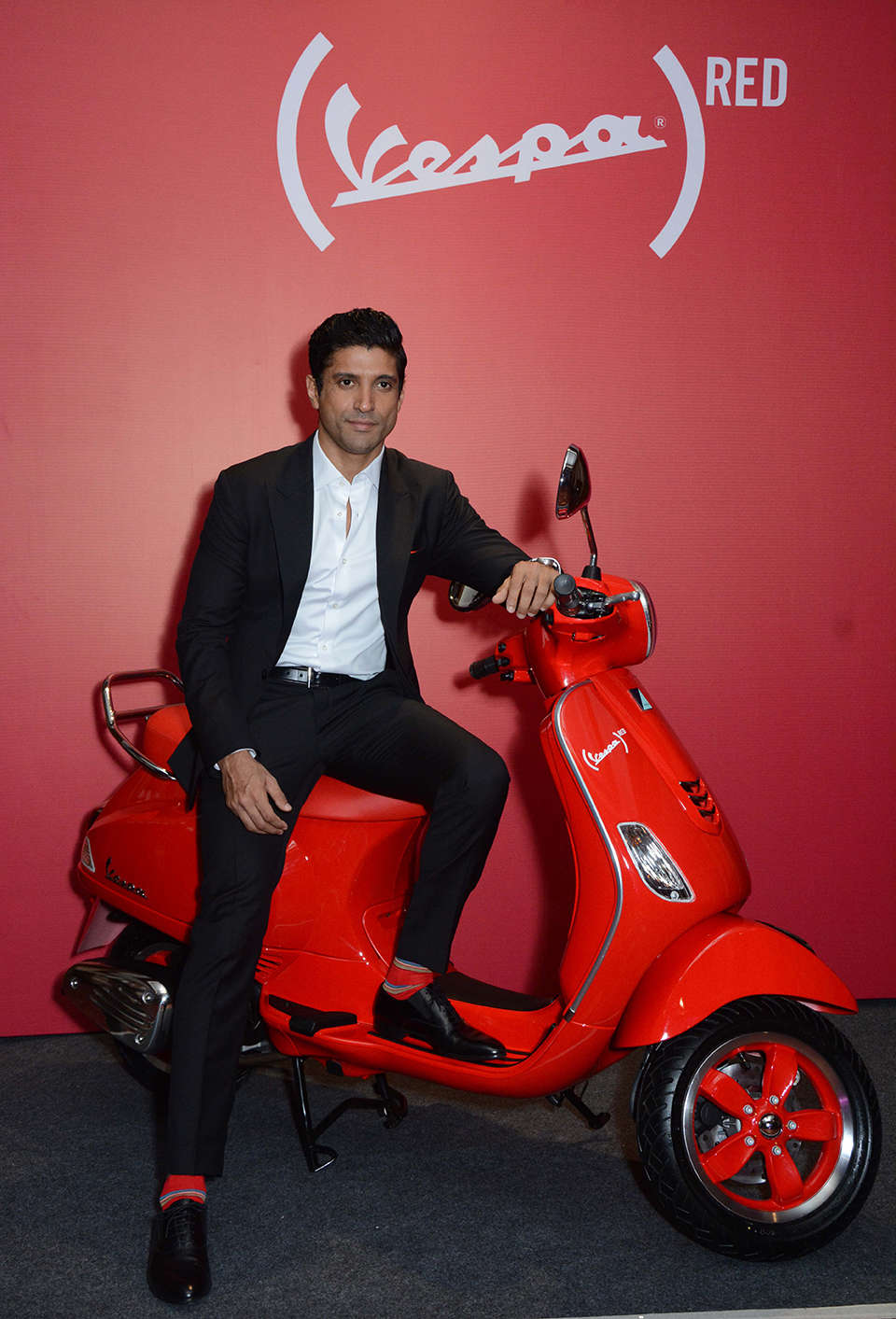 piaggio group launches the new vespa red vxl in india and boosts